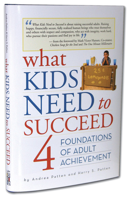 cover of What Kids Need to Succeed